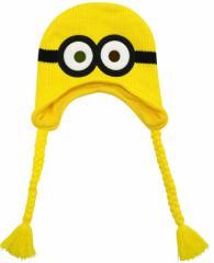 ミニオン ニット帽【minion】【帽子】【送料無料】(仮装、コスチューム、パーティグッズ、ニット帽、ファッション小物)