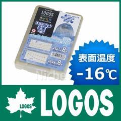 ロゴス 氷点下パック GT-16℃ ハード600g (81660612)