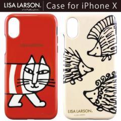 iPhoneX リサラーソン Lisa Larson ソフトケース シンプル ソフト グッズ マイキー ハリネズミ アイフォンX アイフォンテン スマホケース