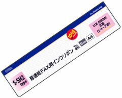 FAX用インクリボン S−SH2タイプ 1本入 OA-FRS36S-SH2 01-0683