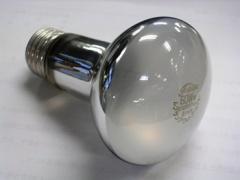 東芝 レフ電球 RF100V57WM 60W形 E-26 ★ダウンライトやスポット照明に!! 省エネ 04-6935