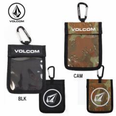 ボルコム VOLCOM パスケース Volcom Pass Case j67414JA スノーボード