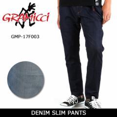グラミチ GRAMICCI パンツ DENIM SLIM PANTS GMP-17F003 【服】 ロングパンツ スウェット リブパンツ