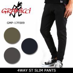 グラミチ GRAMICCI パンツ 4WAY ST SLIM PANTS GMP-17F009 【服】 ボトムス アンクル丈 くるぶし丈 コットンパンツ クライミング ファッ