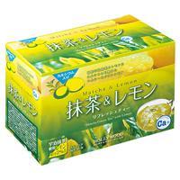 ハリウッド  抹茶&レモン(7g×30包)New