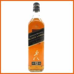 ジョニーウォーカー 12年 ブラック (ジョニ黒) 正規品 700ml【あす着対応】【ウイスキー スコッチ【ブレンデッド】】父の日 ギフト