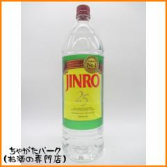 JINRO 眞露 (真露) ペット 1800ml【あす着対応】