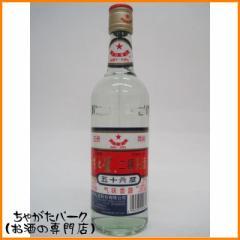 紅星 二鍋頭酒 (アルコードシュ) 56度 500ml【あす着対応】
