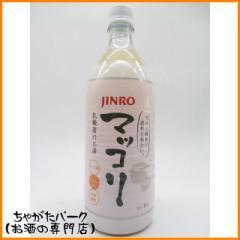 JINRO 眞露 (真露) マッコリ ペット 1000ml【あす着対応】