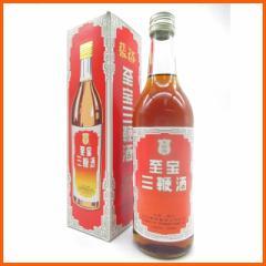 至宝三鞭酒 (しほうさんべんしゅ) 35度 500ml【あす着対応】