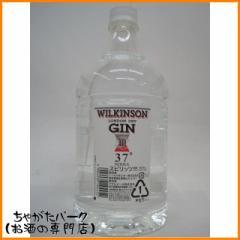 ウィルキンソン ジン 正規品 ペットボトル 37度 1920ml【あす着対応】