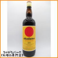 サントリー 赤玉スイートワイン 赤 1.8L 1800ml【あす着対応】