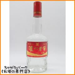 瀘州老窖 (ろしゅうろうこう) 頭曲 白酒 52度 500ml【あす着対応】