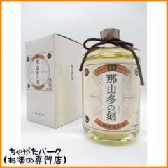[ギフト] 雲海酒造 那由多の刻 樽熟成 箱付き そば焼酎 25度 720ml【あす着対応】