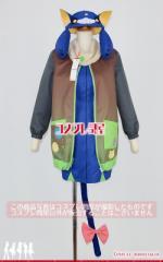 【コスプレ問屋】狼ゲーム★神木リツ 帽子付き☆コスプレ衣装 [2650]