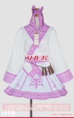 【コスプレ問屋】Fate/Grand Order(フェイトグランドオーダー・FGO・Fate go)★シトナイ 第二段階 パニエ付き☆コスプレ衣装 [2943]