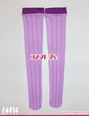 【コスプレ問屋】VOCALOID4(ボーカロイド・ボカロ)★結月ゆかり(ゆづきゆかり) 靴下 ソックス☆コスプレ衣装
