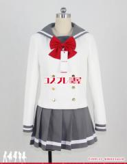 【コスプレ問屋】ラブライブ!サンシャイン!!★浦の星女学院 2年生 冬制服☆コスプレ衣装