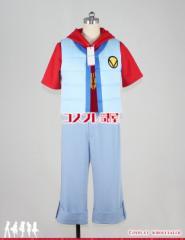 【コスプレ問屋】ベイブレードバースト★主人公 蒼井バルト☆コスプレ衣装