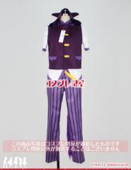 【コスプレ問屋】おそ松さん★松野一松 AQUA 尻尾付き☆コスプレ衣装