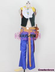 【コスプレ問屋】ファイナルファンタジー(FINAL FANTASY・FF・ファイファン)★ジタン☆コスプレ衣装