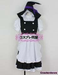 【コスプレ問屋】東方project(とうほうプロジェクト)★霧雨魔理沙 01☆コスプレ衣装