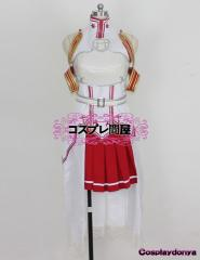 【コスプレ問屋】ソードアート・オンライン(Sword Art Online・SAO)★アスナ(結城明日奈)☆コスプレ衣装