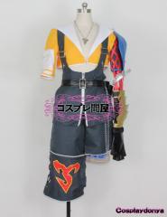 【コスプレ問屋】ファイナルファンタジー X(FINAL FANTASY X・FF・ファイファン)★ティーダ☆コスプレ衣装