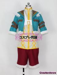 【コスプレ問屋】ルーンファクトリー4★ダグ☆コスプレ衣装