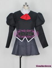 【コスプレ問屋】AIKa(アイカ)★黒デルモ☆コスプレ衣装