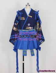 【コスプレ問屋】ファンタシースターオンライン2(PSO2)★ハフリマイヒメ夜☆コスプレ衣装
