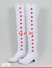 【コスプレ問屋】Tokyo 7th シスターズ(ナナシス)★セブンスシスターズ 若王子ルイ ロングブーツ☆コスプレ衣装