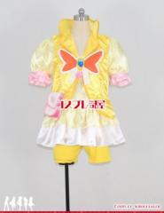 【コスプレ問屋】Yes!プリキュア5GoGo!★キュアレモネード☆コスプレ衣装