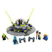 レゴ 7052 エイリアン・コンクエスト -UFOとの遭遇- LEGO Alien Conquest - UFO Abduction