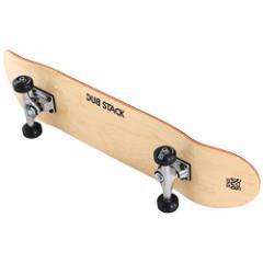 (送料無料)DUB STACK(ダブスタック) スケートボード DSB-10 31インチ 【高品質カナディアンメープルデッキ】 コンプリートセット 【ABEC5