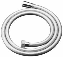 (送料無料)LIXIL(リクシル) INAX シャワーホース メタル調シルバーホース(樹脂製) 1.6m A-4215-16