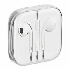 Apple EarPods with Remote and Mic MD827FE/A バルク品