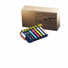 【横トナ オリジナル】EPSON IC6CL80L 互換 インクタンク 増量版7本セット(6色パックと黒1本) IC80 ICチップ付き 残量検知対応