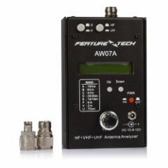 サインソニック アマチュア無線用アンテナアナライザー SWRアナライザー HF VHF UHF  RA-07A