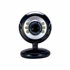 【Windows・Mac対応】canter ウェブカメラ PC(パソコン)カメラ USBケーブル140cm、Skype(スカイプ)での会話やyoutune等の動画撮影に最