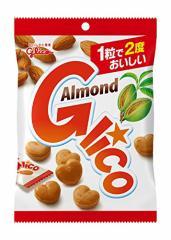 (送料無料)江崎グリコ アーモンドグリコ ミニパック  40g×10個