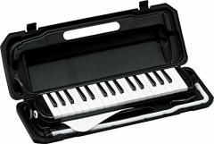 (送料無料)KC 鍵盤ハーモニカ (メロディーピアノ) ブラック P3001-32K/BK