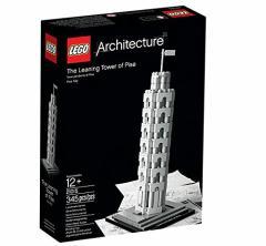 レゴ (LEGO) アーキテクチャー ピサの斜塔 21015