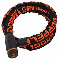 (送料無料)DOPPELGANGER アーマードケーブルロック スチールシェルロックシステム 断面径20mm 自転車・バイク盗難防止用 DW-01