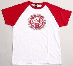 (送料無料)新日本プロレス キング・オブ・スポーツ クラシック Tシャツ (赤) XXL