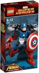 レゴ (LEGO) スーパー・ヒーローズ キャプテンアメリカ(TM) 4597
