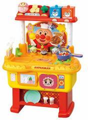 (送料無料)アンパンマン いっしょにトントン だいすきお料理ショー 【日本おもちゃ大賞2014 ガールズ・トイ部門 優秀賞】