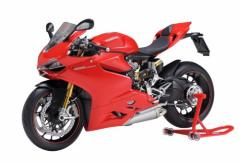 (送料無料)1/12 オートバイシリーズ No.129 ドゥカティ 1199 パニガーレS 14129