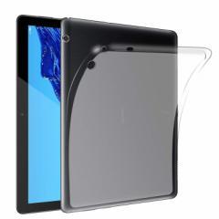 【送料無料】Huawei MediaPad T5 10 ケース クリア 透明 TPU素材 保護カバー新型 Huawei T5 10 専用 背面ケース 超軽量 極薄落下防止