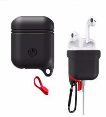 【送料無料】Apple AirPods ケース AirPods 専用カバー シリコン素材 保護ケース